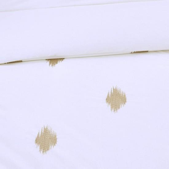 INK+IVY Stella Dot Duvet Cover Set, Full/Queen(88