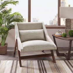 Ink+Ivy Melrose Accent Chair, 24.5
